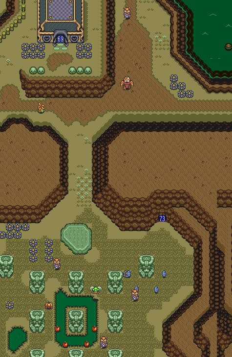 Hype Cave A Link To The Past Randomizer Guide