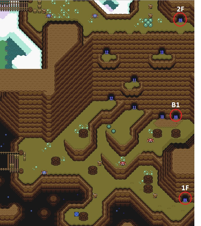 Paradox Cave - A Link to the Past Randomizer Guide